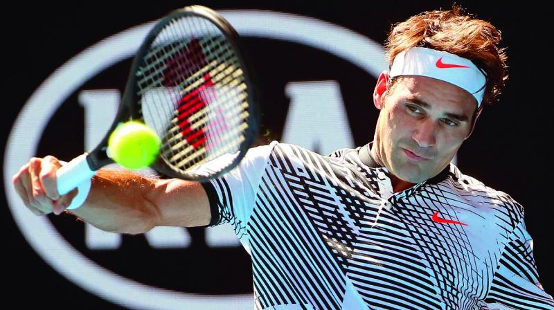 Roger Federer (Photo: AP)