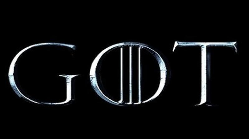 Game of Thrones logo. (ANI Photo)