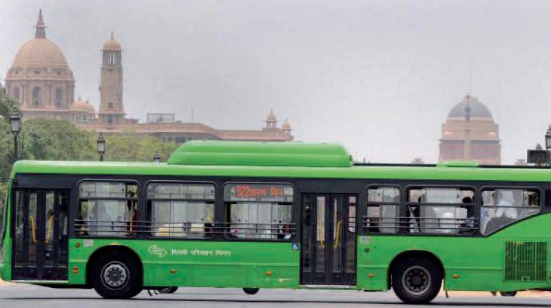 In the last one year, around 1,000 buses operated by the Delhi Transport Corporation (DTC) were phased out, and no new buses were added to the existing fleet.