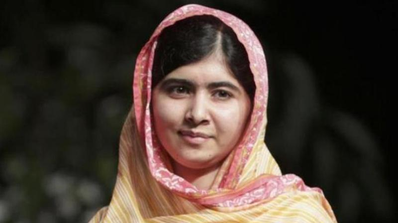 Yousafzai was shot by Taliban fighters in 2012 but miraculously survived. (Photo: AP)
