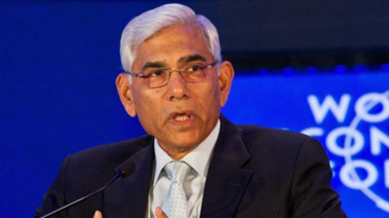 Vinod Rai is Banks Board Bureau chief.