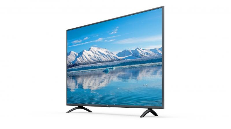 The new Mi LED TV 4X Pro 55-inch features a stronger chassis but loses out on the thin profile that the Mi TV 4 had to offer.