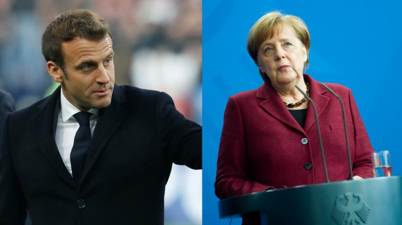 The Macron-Merkel initiative comes after EU-led talks between Serbia and Kosovo ground to a halt last year. (Photo:AP)