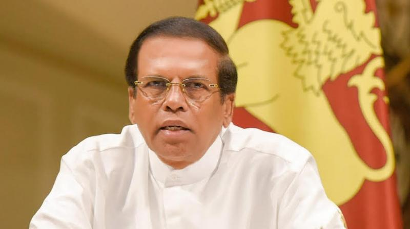 Pakistan High Commissioner Major Gen. Shahid Ahmad Hashmat has called on Sri Lankan President Maithripala Sirisena and apprised him on the current situation in Jammu and Kashmir in the wake of India's historic move to change the constitutional status of the region. (Photo: File)