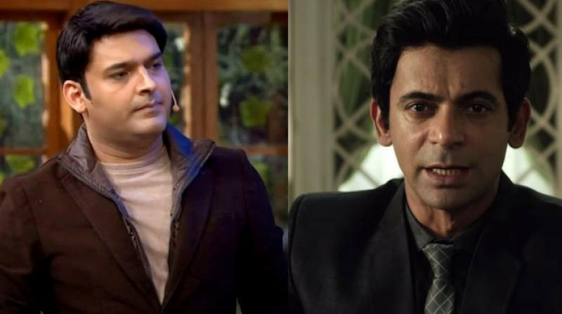 The heated incident involving Kapil and Sunil has been dominating headlines in the past few days.