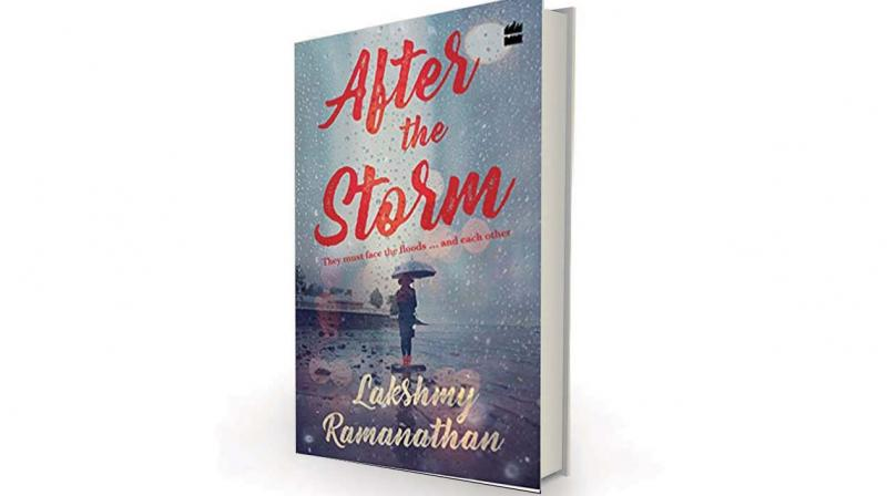 After the Storm by Lakshmy Ramanathan, HarperCollins, Rs 250