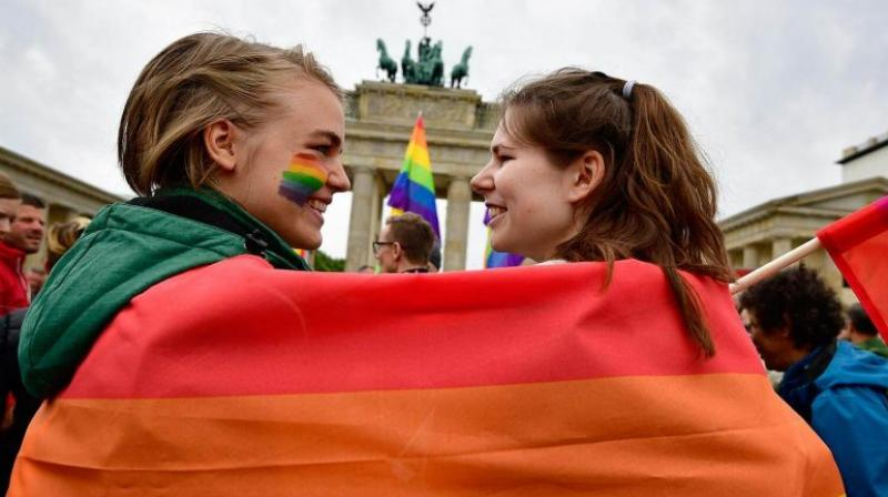 The survey further stressed on the fact that even the travel industry shows discriminatory attitude when it came to LGBT couples. (Photo: AFP)
