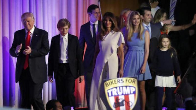Meet The Trumps America S New First Family