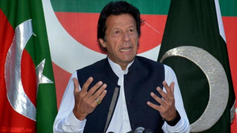 Khan's Pakistan PTI has emerged as the single largest party in the elections held on July 25. The 65-year-old leader is expected to take oath on August 11. (Photo: File)