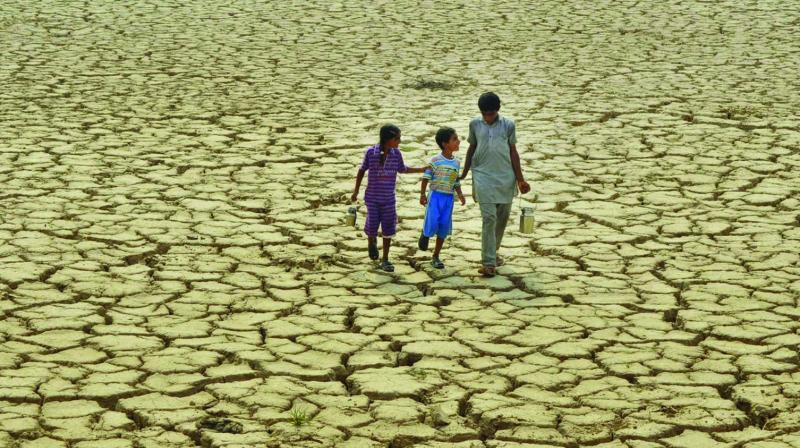The crisis is so bad that those who hope to win the race for the last water reserves are drilling deeper and deeper into the ground leading to a precipitous drop in water tables across India by an average of 0.3 metres per year and by as much as four metres in some place — the world's fastest rate of groundwater decline.