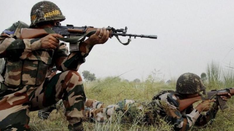 Indian forces exercise maximum restraint and respond to unprovoked violations and attempts at cross border terrorist infiltration, Kumar said. (Photo: Representational)
