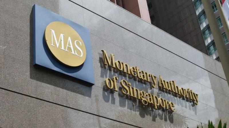 Monetary Authority of Singapore (Photo- AFP)