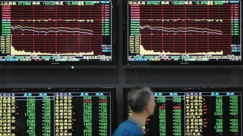 Asian equities enjoyed a strong start. (Photo- AFP)