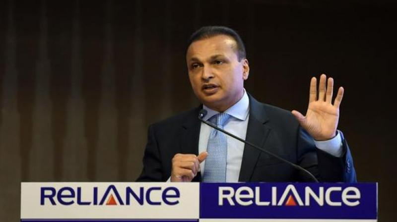 Within weeks of facing multiple downgrades, Reliance Infra has begun to see positive rating actions by agencies, with one of them having already withdrawn its 'default' rating following interest payments and final redemption of certain debentures. (Photo: PTI)
