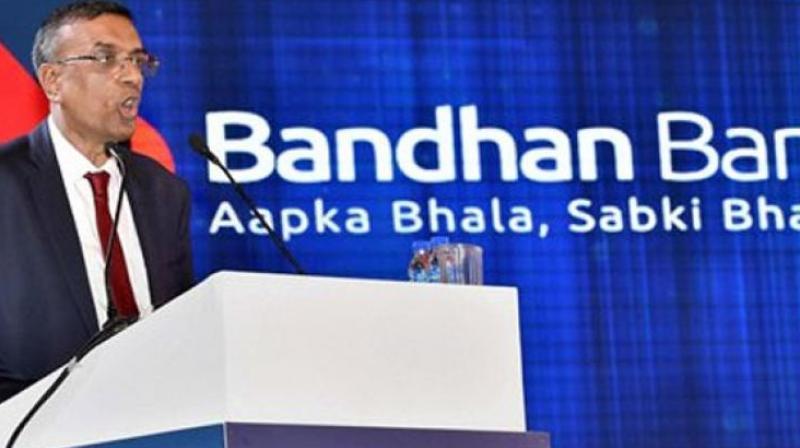 Bandhan Bank MD and CEO Chandra Shekhar Ghosh.
