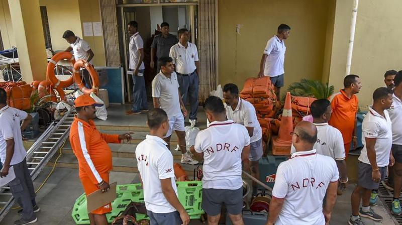 Arrangements have been made to start free kitchens to provide cooked food to the evacuees, the SRC said. (Photo: PTI)