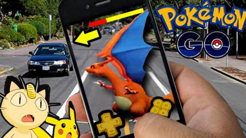 The man admitted to police that he had been playing Pokemon GO. (Representational Image)