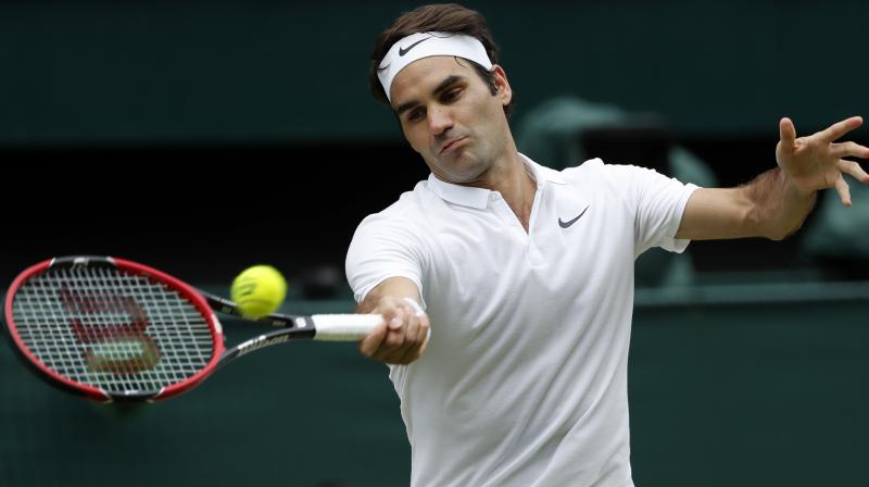 Roger Federer he's not sure of the form he'll produce upon his return, but that retirement isn't part of his thought process. (Photo: AP)