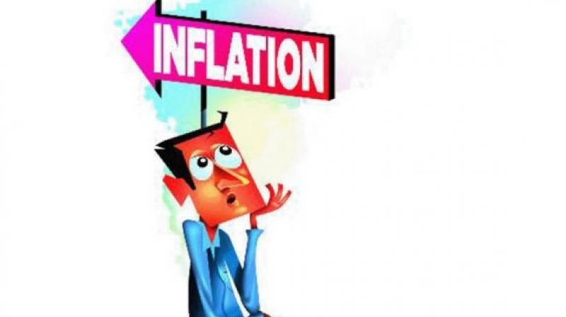 The retail inflation which is based on the Consumer Price Index (CPI) was 2.33 per cent in November and 5.21 per cent in December 2017.