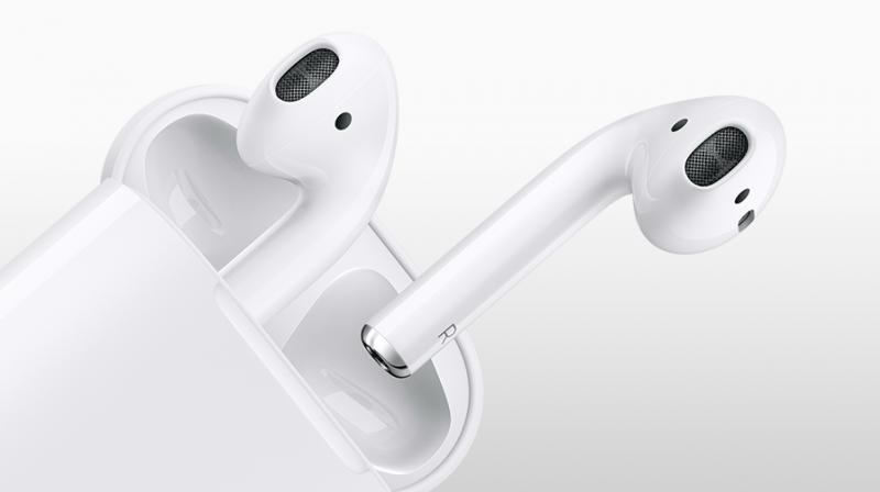 Apple went on to launch Airpods after dispensing with the plug-in for jack cables in its iPhone 7. (Representational image: Apple Airpods)
