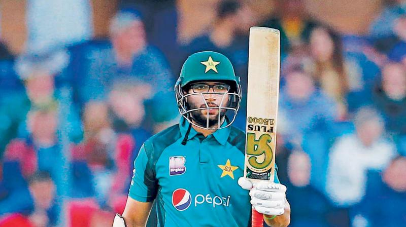 Imam also created a record for scoring highest individual total against England in ODI cricket. Imam surpassed his teammate Fakahr Zaman's record as he had scored 138 in Southampton in the 2nd ODI of the ongoing series.