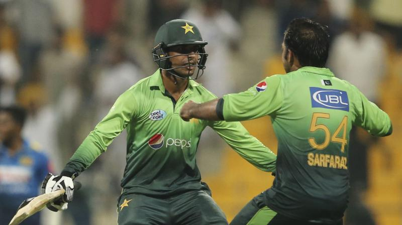 Leg-spinner Shadab Khan admitted that the bowling department of Pakistan is not up to the mark in the ongoing One-Day International series against England.  (Photo: AP)