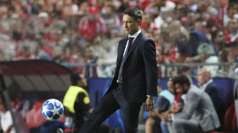 Victory for Bayern or matching Dortmund's result would secure them the title and possibly Kovac his job. (Photo: AP)