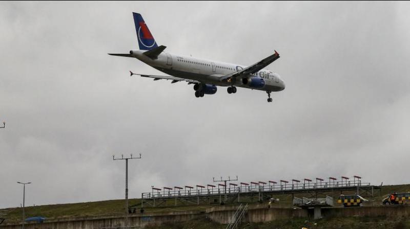 Suspension of scheduled international passenger flights extended till Sept 30. (PTI Photo)