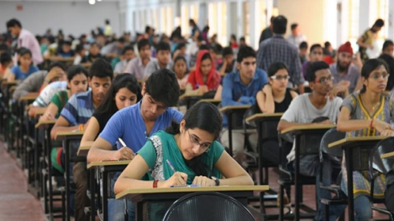 The board further said that any decision on Class 12 ISC exams will be taken in the first week of June after monitoring and assessing the Covid situation.  — Representational image/AA