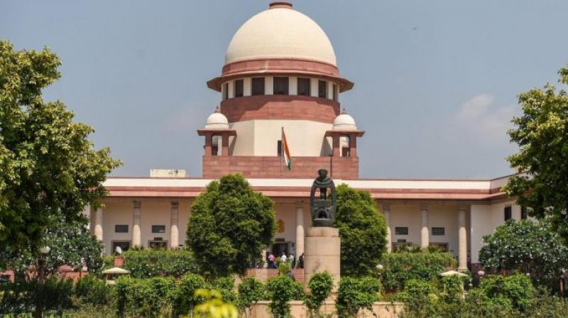 SC grants 10 yrs to telcos to pay AGR-related dues to DoT. (PTI Photo)