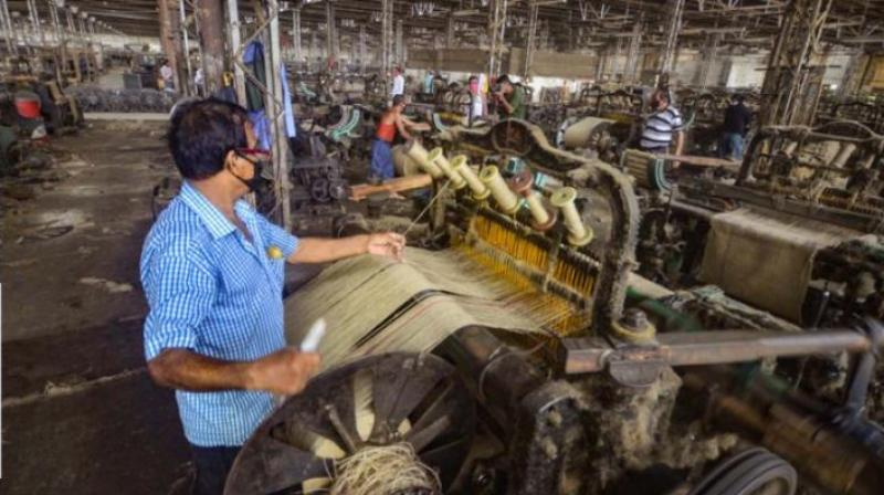 Manufacturing sector regains traction in September
