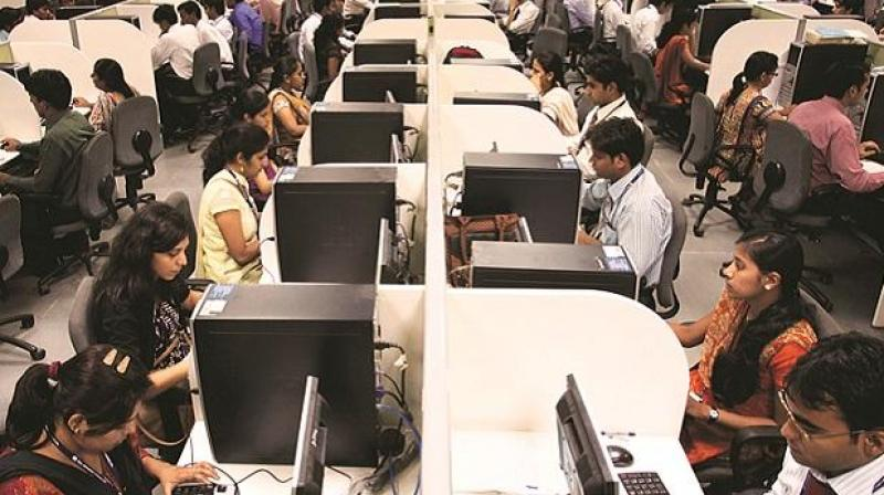 New office space supply down 93pc, demand falls 73pc during Jan-Jun due to COVID-19. (Representative Image)