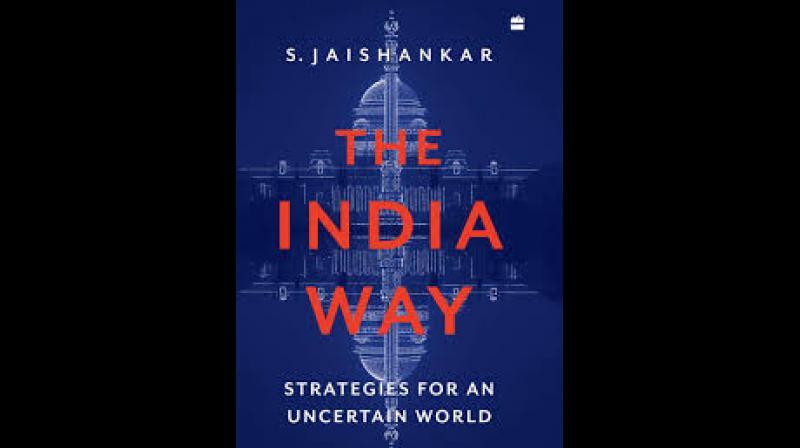 'The India Way' by  Dr S Jaishankar.