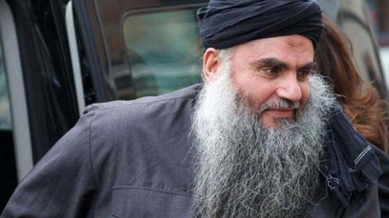 Abu Qatada (Photo: AFP)