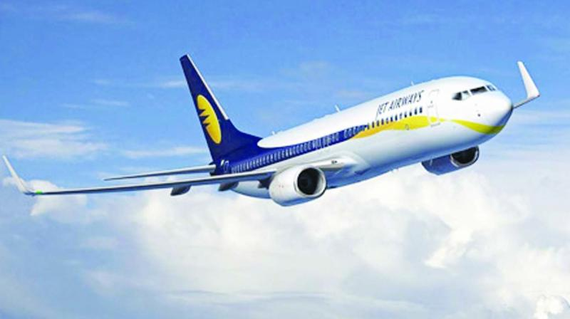 With Jet Airways delaying salaries of its pilots and engineers for the second consecutive month amid a severe financial crunch, its pilots have warned the management of