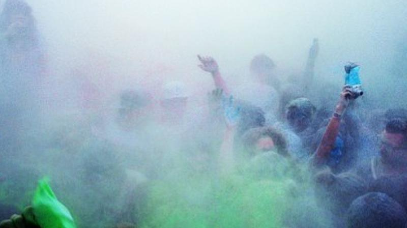 Students of Delhi colleges also took out protest marches last week on Holi hooliganism. (Photo: Pixabay)