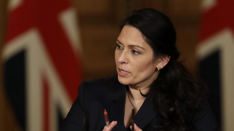 Priti Patel, United Kingdom home secretary (Photo: AP)