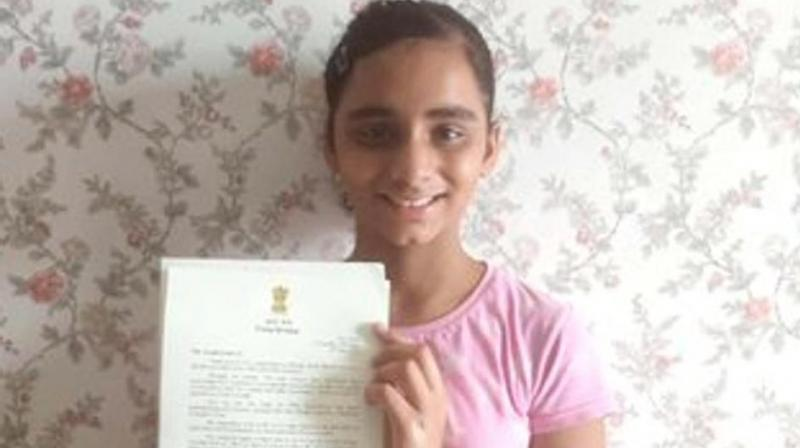 PM Modi replies to 11-year-old girl's letter, Twitter can't stop praising her