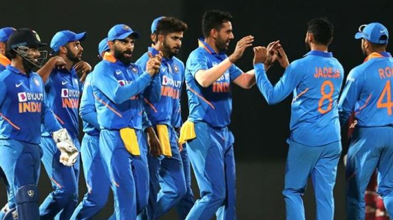 Skipper Virat Kohli has said that 2019 has been one of the best years in Indian cricket apart from the team's heartbreaking loss in the ICC World Cup semi-final match against New Zealand. (Photo:BCCI)