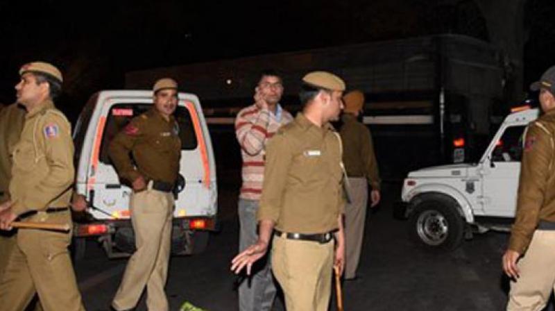 Delhi police personnel (Photo: PTI/ File)