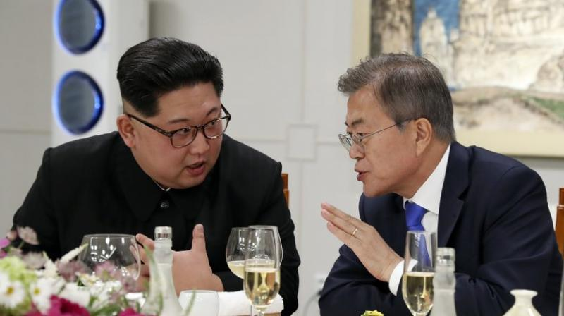 Moon said Trump's decision left him 'perplexed' and was 'very regrettable.' (Photo: AP)