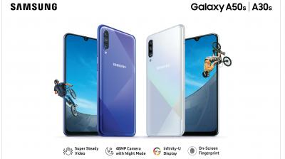 Samsung launches Galaxy A30s and the A50s phone