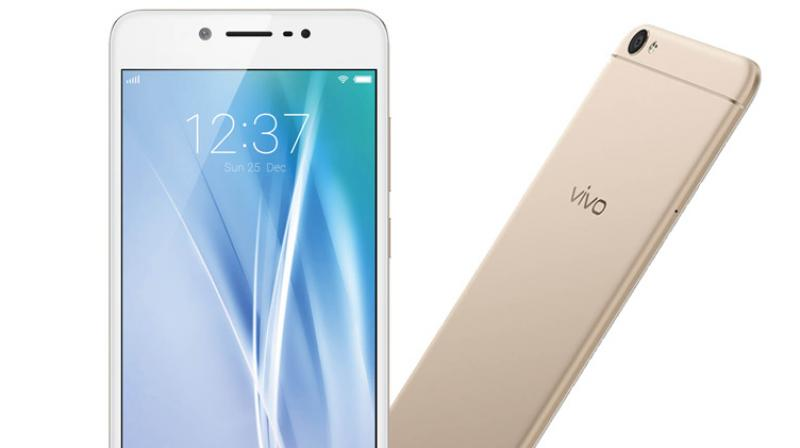 Vivo To Add V5 Plus Smartphone To Its V Series