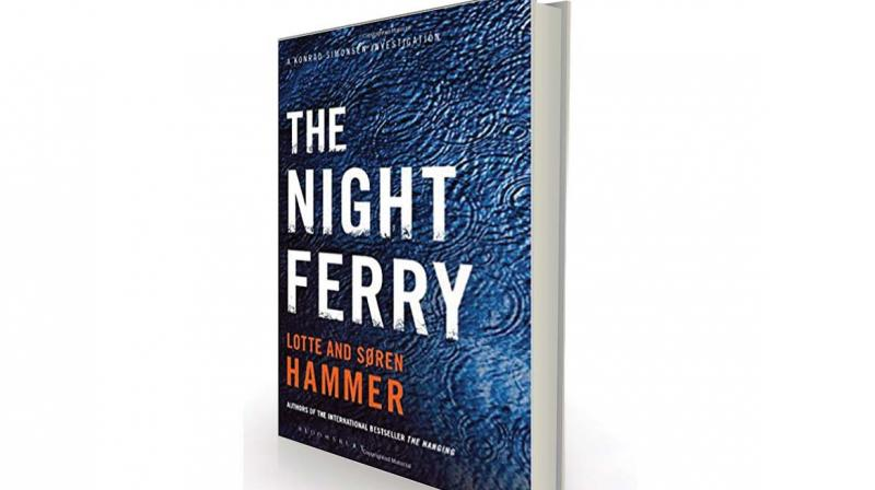 The night ferry by Lotte and Soren Hammer, Niyogi Books, RS 395