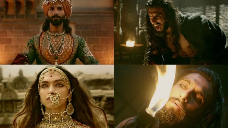 Padmavati is not just Sanjay Leela Bhansali's most debated project, it is also the most controversial for all the actors involved.