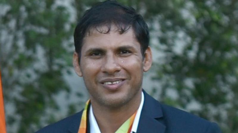 Devendra Jhajharia (Wikipedia)