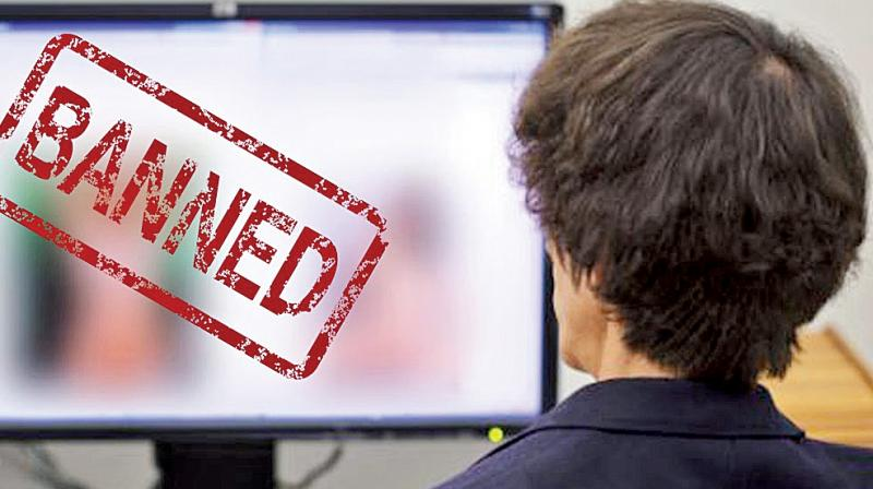 Local anti-pornography offices have also helped police to investigate more than 10 cases of live streaming platforms with pornographic content. (Photo:Representational/ File)