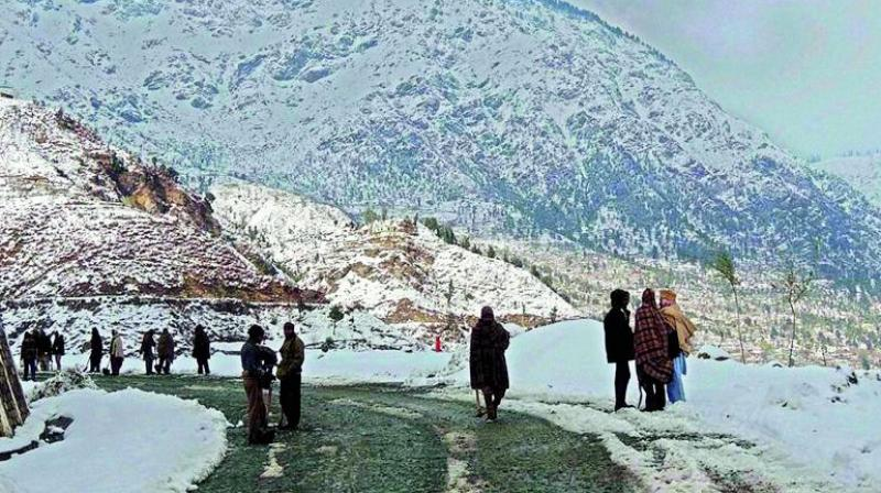 Though the Kashmir Valley constantly draws the attention of the world media and the chancelleries in New Delhi, it is geographically a very small portion of the state and Ladakh is far more strategic for the nation, with two unfriendly neighbours on its borders. (Photo: PTI)