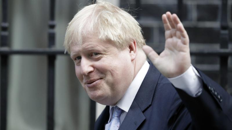Johnson, who took over a minority administration in July and been unable to speed his EU divorce deal through parliament, has pledged to take Britain out of the bloc by January 31. (Photo: File)