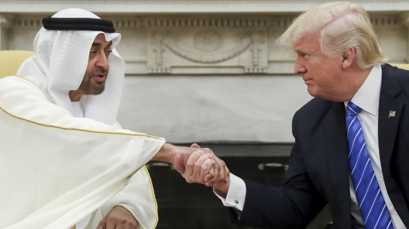 Sheikh Mohammed bin Zayed Al Nahyan, believed to be the Emirates' day-to-day ruler, is the only world leader included in Mueller's cast-of-characters index. (Photo:AP)